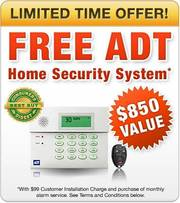 FREE Home Security System from ADT Chicago