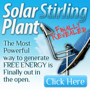 Technology Solar Stirling A Crazy Secret to Cut Your Electric Bills