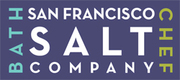 10% Off San Francisco Salts–for the spa lover and home chef.