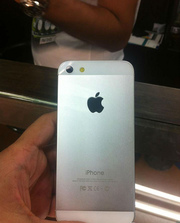 New iPhone 5,  32Gb Vodafon coded phone
