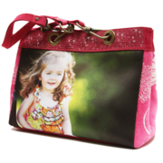 Personalize Photo Handbag