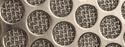 Perforated Metal Sintered Wire Mesh