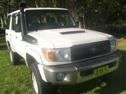 Toyota Land Cruiser 191000 miles