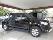 2013 Holden Colorado 2013 Holden COLORADO LTZ Thunder ute 2.8 CTDI