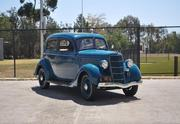 1935 FORD 1935 Ford V-8 Fordor Manual
