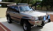 2000 NISSAN patrol 2000 Nissan Patrol ST