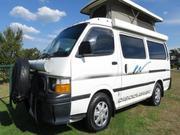 1996 TOYOTA 1996 Discoverer Toyota Hiace Pop Top Camper – AUTO
